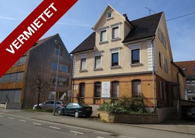 E Büroflächen in Kirchheim Teck