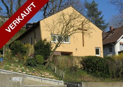 Einfamilienhaus in Wendlingen