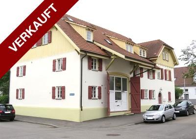 3,5 Zimmer Maisonette Frickenhausen
