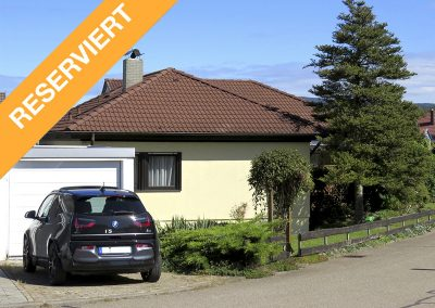 Bungalow Bissingen
