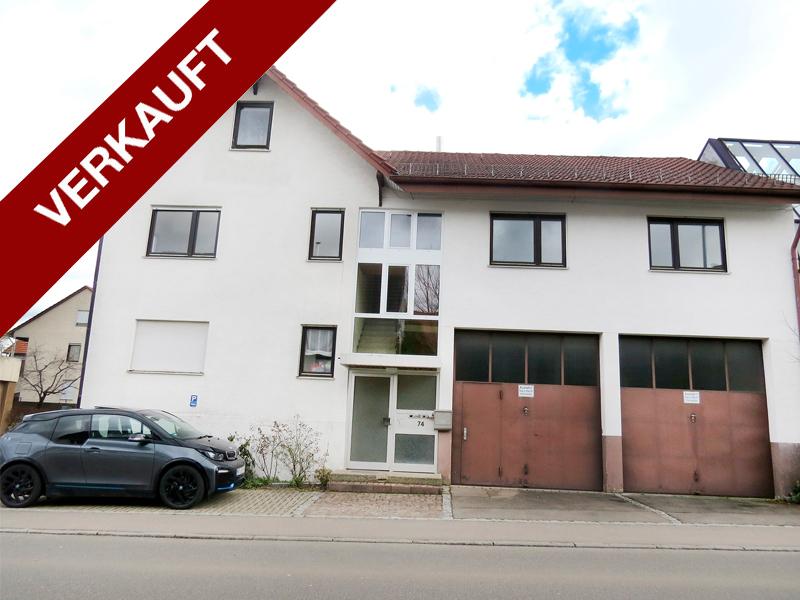3-Familienhaus Bissingen/Teck