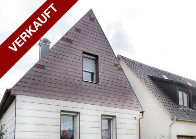 Einfamilienhaus Weilheim