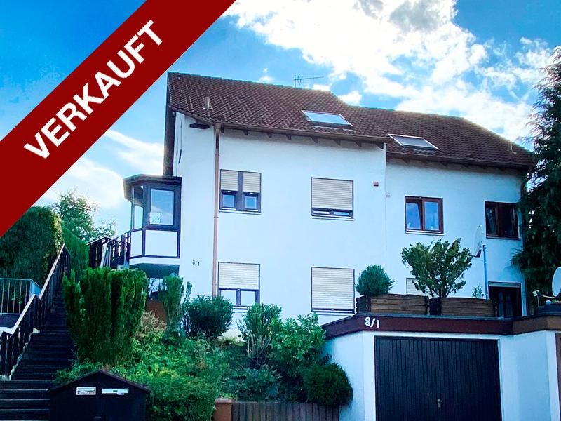 Doppelhaushälfte Linsenhofen