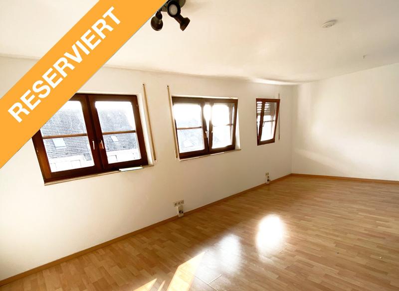 1 ½  Zimmer Wohnung III. OG