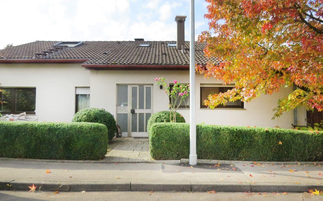 Einfamilienhaus mit ELW Frickenhausen