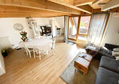 2½ Zimmer Maisonette Lindorf